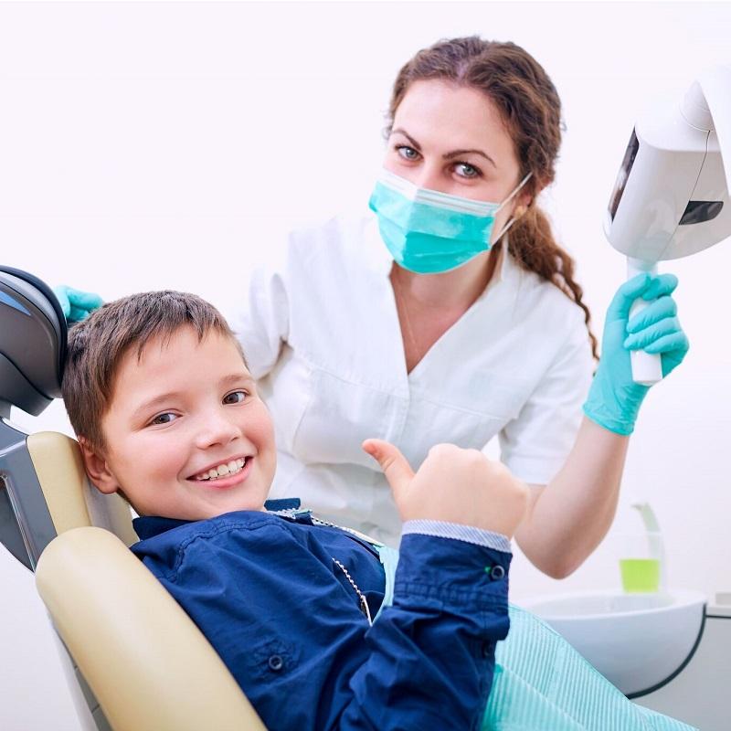 Οδοντιατρική Παίδων